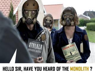 Monolith witnesses by Resonance-crea