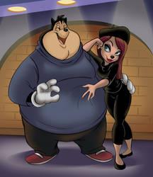 Lady Loves the Belly by DarkVigilante