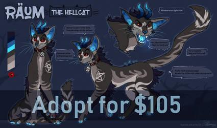 Raum The HellCat Adopt [OPEN]