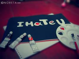 I HaTe U by NORETA