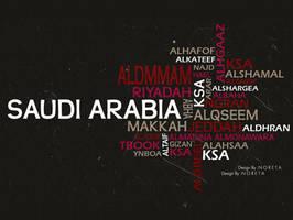 Saudi Arabia by NORETA