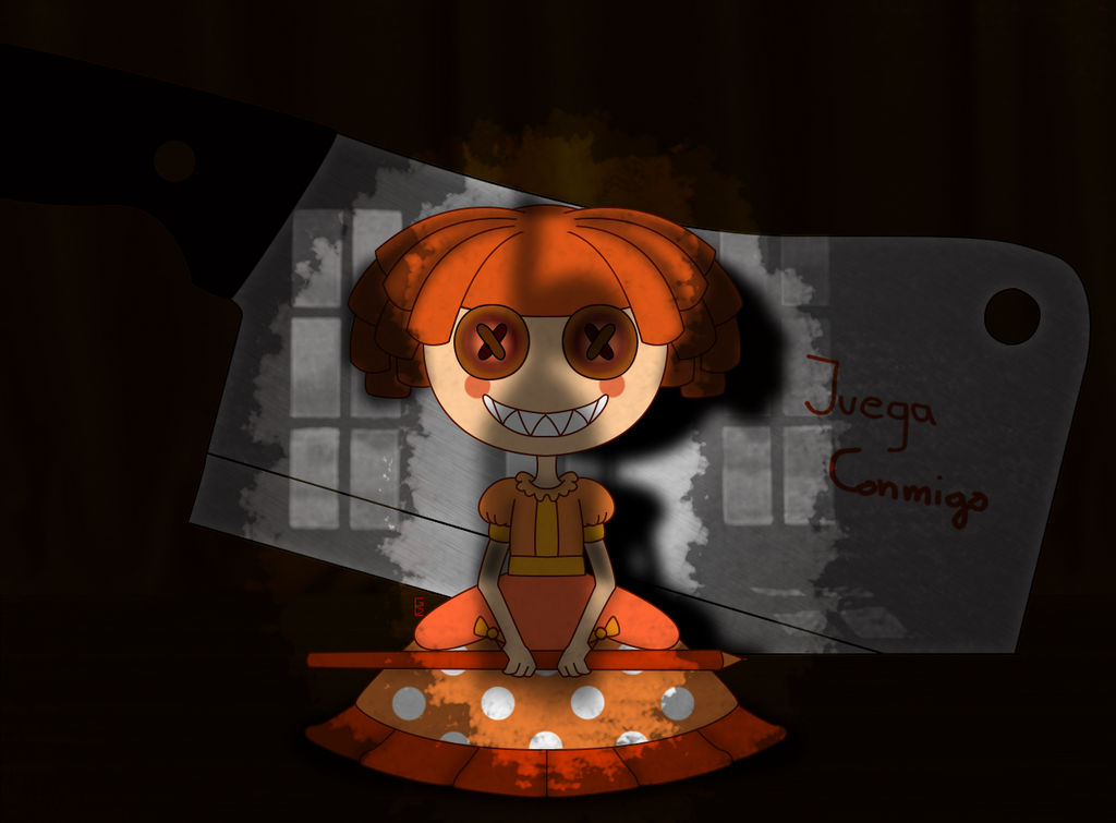 Doll by Menacorn