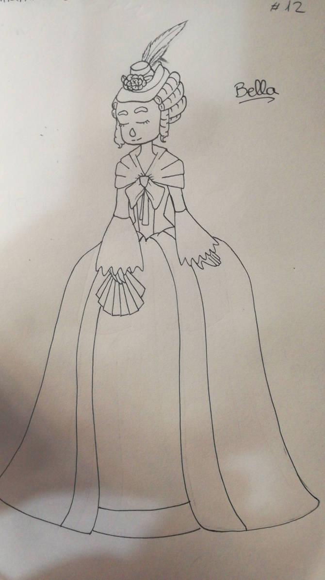 Redesign Belle by Menacorn