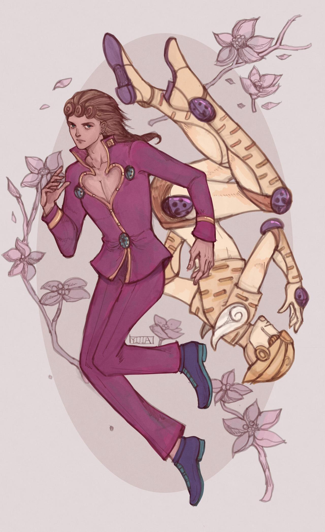 Giorno Giovanna: Golden Wind