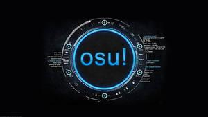 Osu Wallpaper by dickywardhana