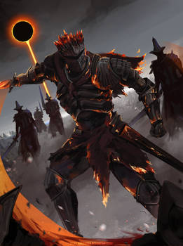 Soul of Cinder VS Abyss Watcher