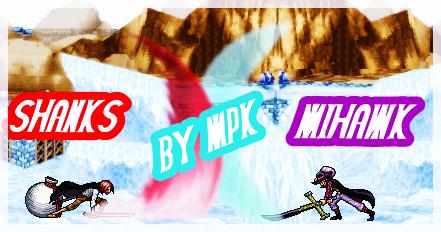Shanks vs Mihawk Epic Battle by MadaraPeinKyuuby