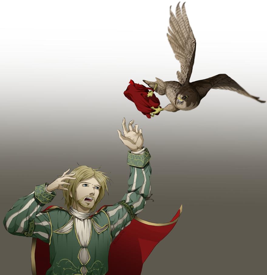 Companions: Leonardo by Lillilolita