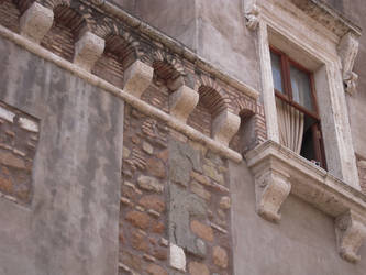 A Window in Rome by Cort-Ellyn