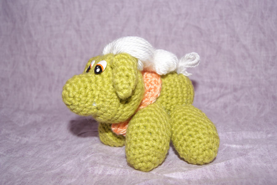My Little Pony Granny Smith Amigurumi