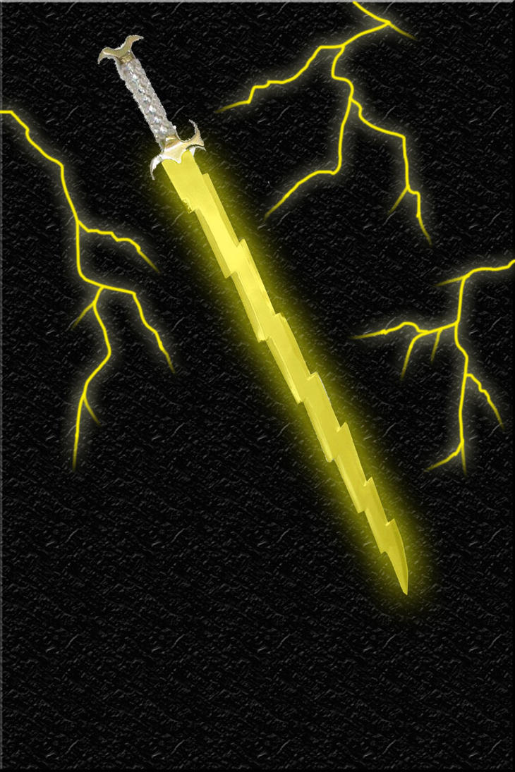 Zeus Sword by Thunderbird30 on DeviantArt