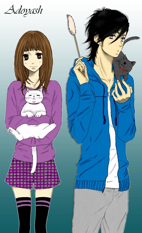 نتیجه تصویری برای Yamato and Mei