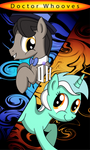 Doctor Whooves Cover - Let The Journey Continue by TabbyDerp