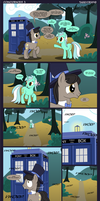 Doctor Whooves Coincidences 3 by TabbyDerp
