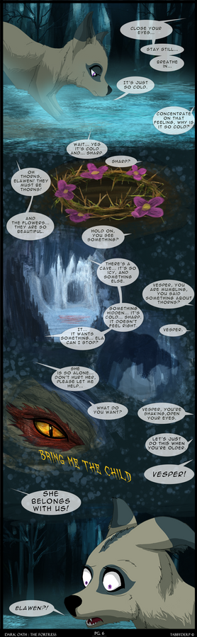 Dark Oath : From Fire to Ash (Pg.6)
