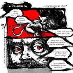 de que color es dios la conurbada by AMEZCUA