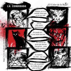 el color de lo real la conurbada by AMEZCUA