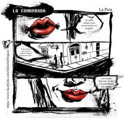 la puta la conurbada by AMEZCUA