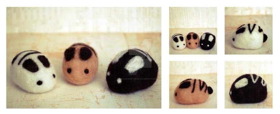 Usagi Set 3 - Chocolate Truffle by ShadowedPorcelain