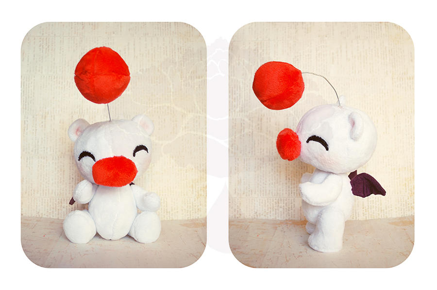 Moogle by ShadowedPorcelain