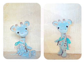 Clover (For Sale) by ShadowedPorcelain