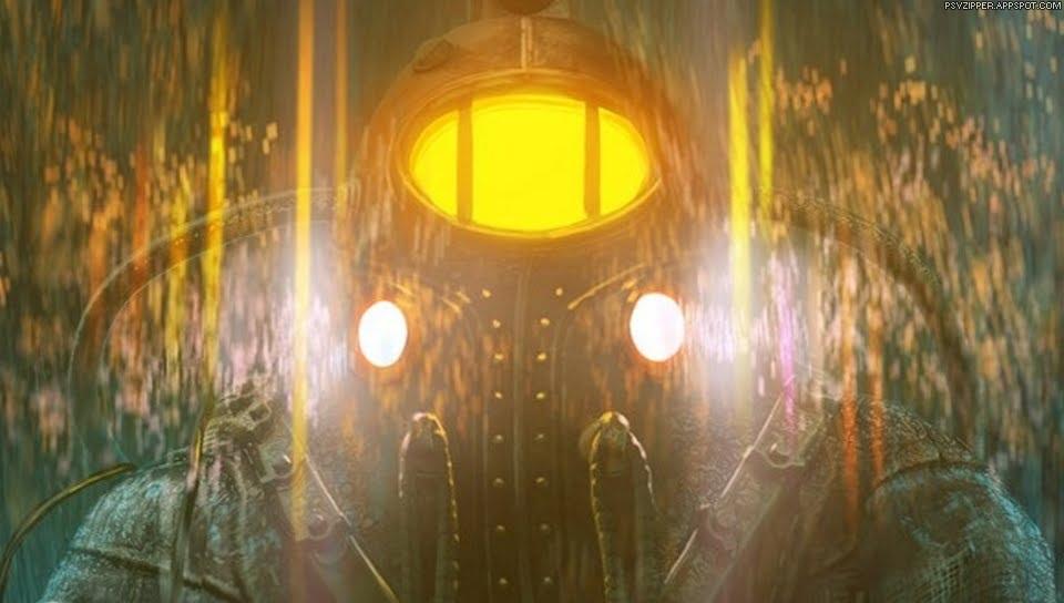 Bioshock - Rapture theme for PSVita (Image05) by PR1ME-E1GH7