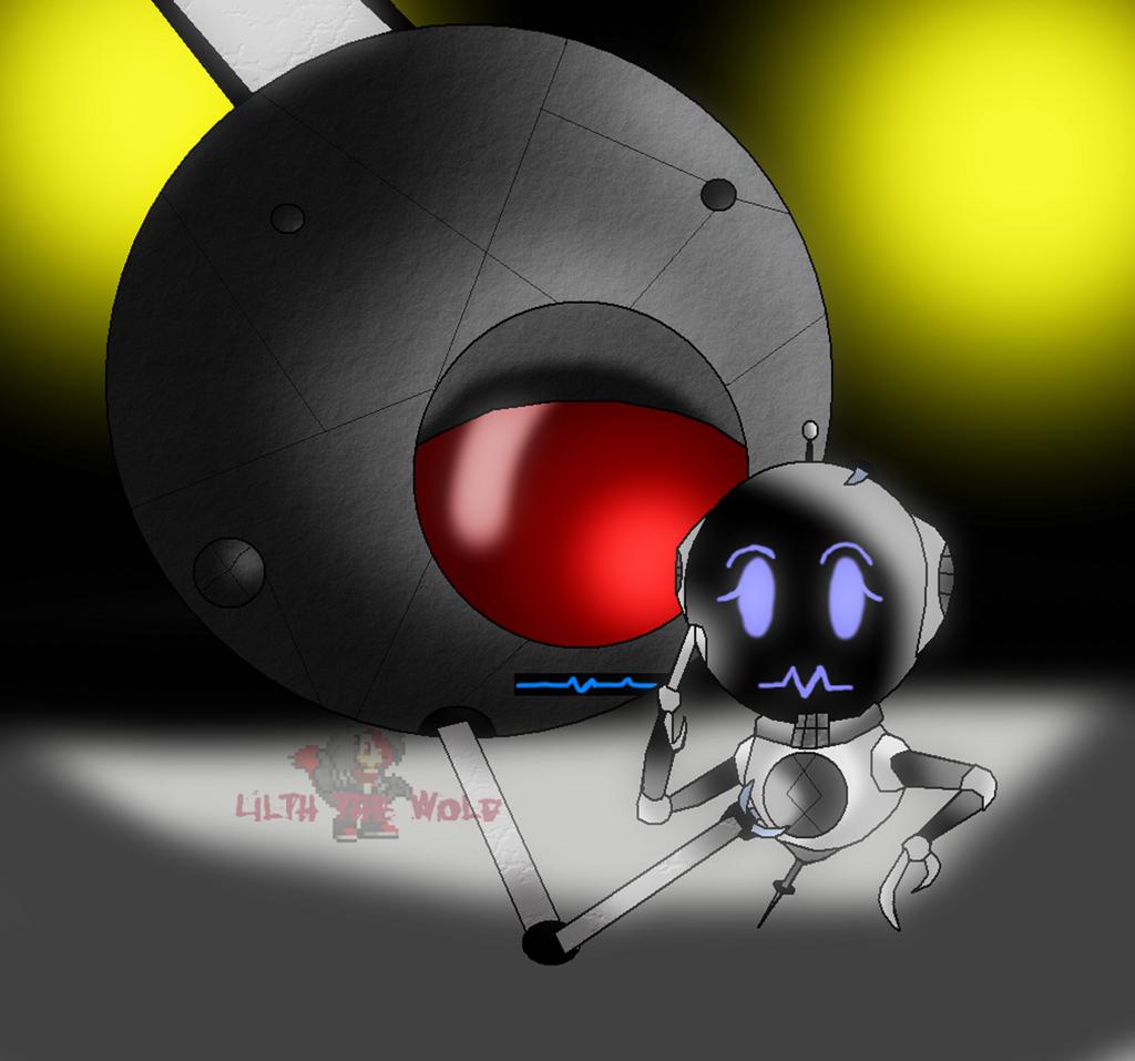 Zali The Cleaner Bot by DarkMythicPsychicCat on DeviantArt