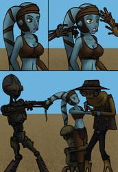 Aayla Comic 1 by UWfan-Tomson