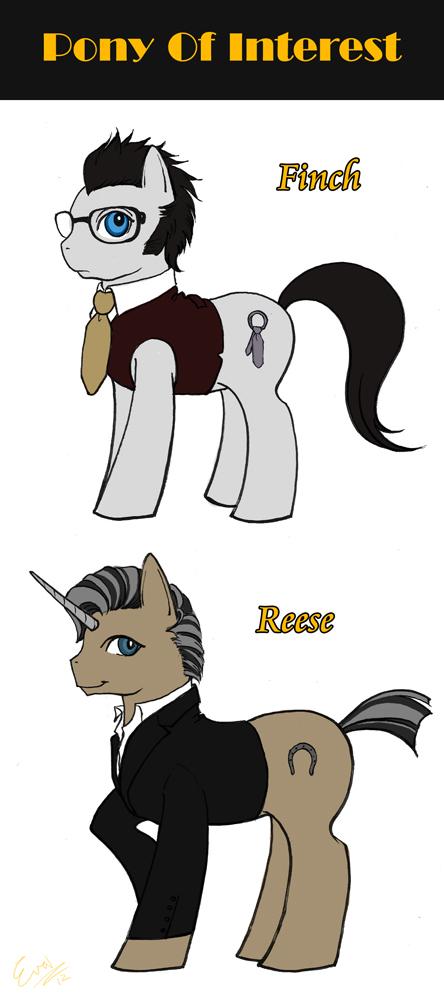 Pony of Interest by eabevella