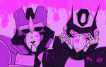 Yandere Kaon and Vos