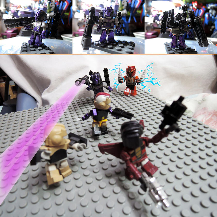 Custom Kreon Tarn by eabevella