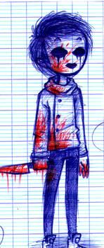 Masky Doodle