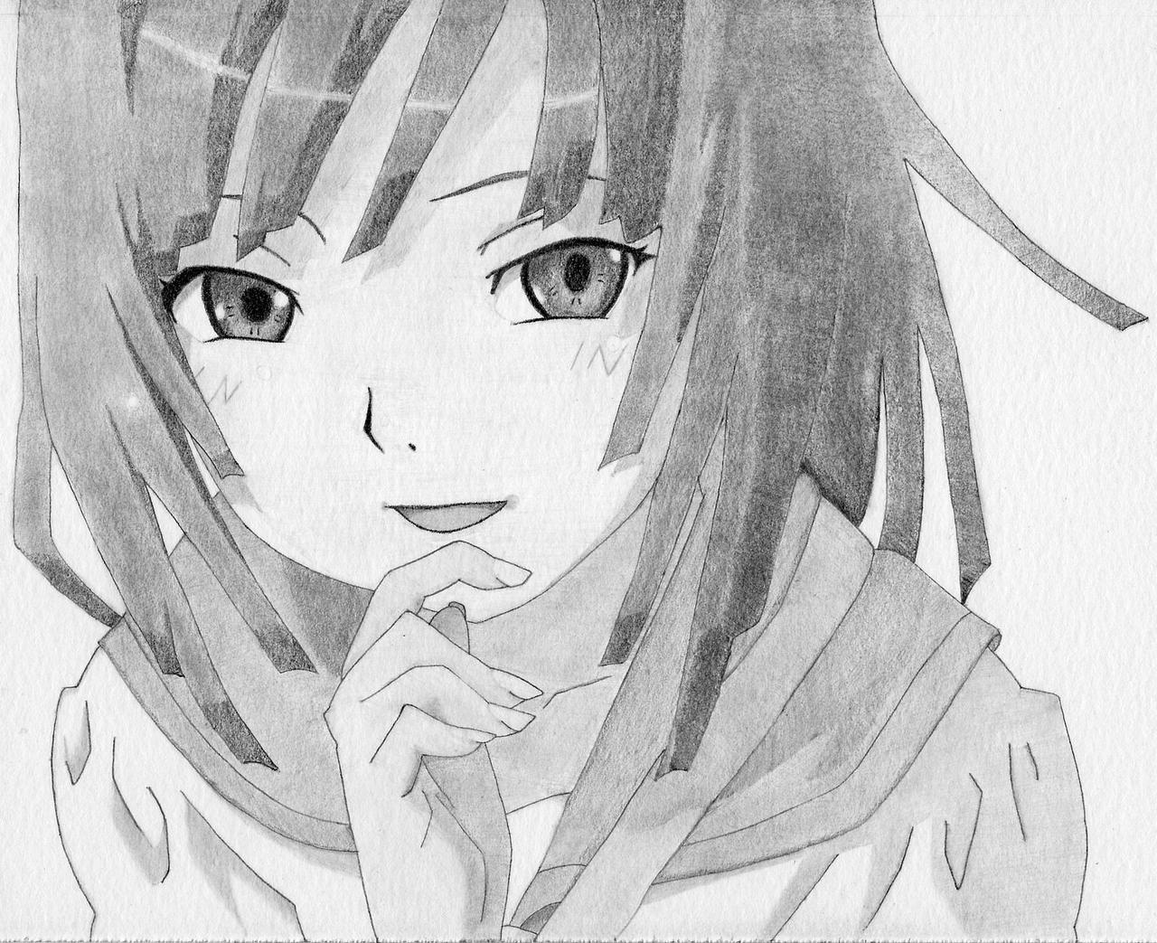Nadeko Sengoku by rediceRyan2