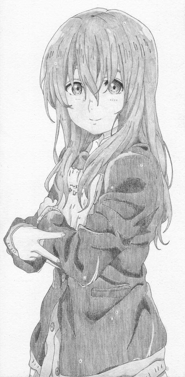 Shouko Nishimiya 2 by rediceRyan2