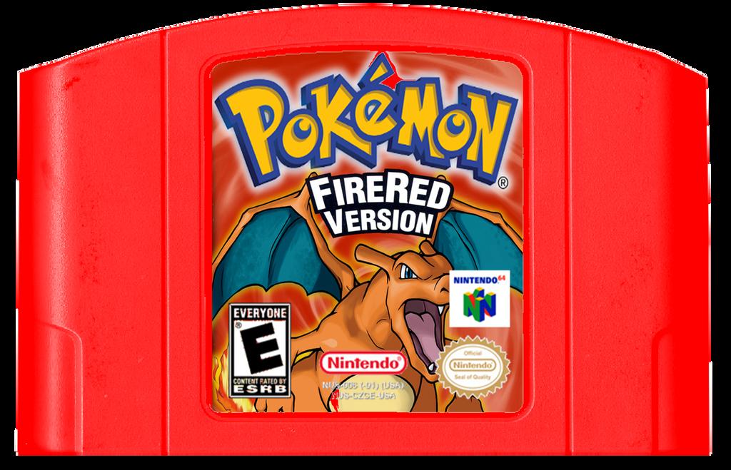 N64 Pokemon Red Images | Pokemon Images
