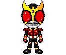 KR Kuuga Mighty Form by SDRider099