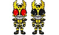 KR Kuuga Rising Ultimate Form by SDRider099