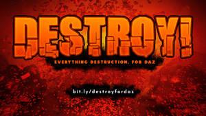 Destroy! for DAZ