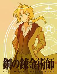 Fullmetal Alchemist by skim3