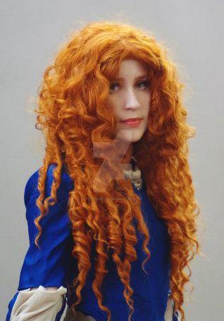 Merida by ALESSAMELORI
