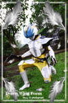 Den-O Wing form Cosplay