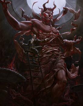 Blood Bending - Illustration