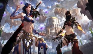 Guild Wars 2 - Commission Illustration