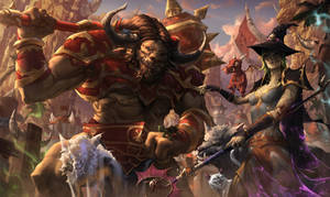 World of Warcraft - Commission Illustration
