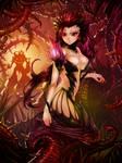 League of Legends Fan Art - Zyra