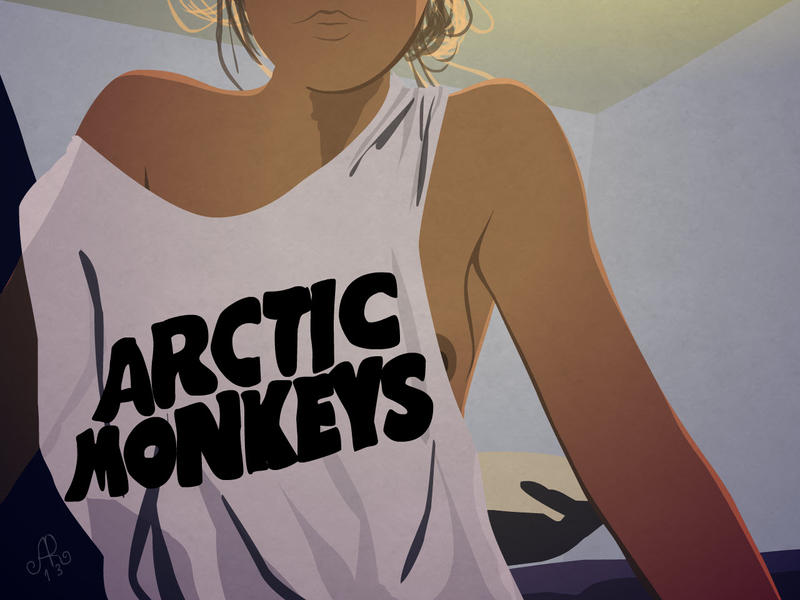 Arctic Monkeys Fan by DrSensey