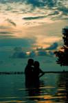 Sunset Kiss