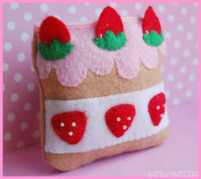 Strawberry Shortcake CoinBag1 by bitterSWEETones
