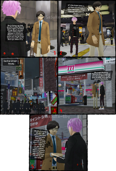 P5 AU: Another Story - Page 6.5
