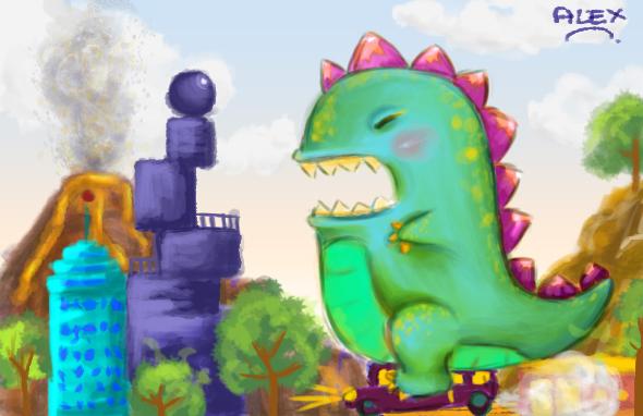DinoFunk's Profile Picture